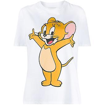 Etro x Tom & Jerry camiseta impresa