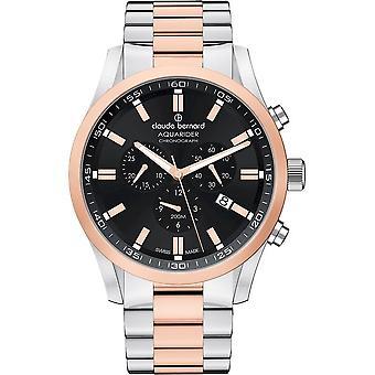Claude Bernard - Wristwatch - Men - Aquarider - 10222 357RM NIR