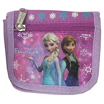 String Wallet - Disney - Frosne Prinsesse Elsa + Anna Pink Ny 639679