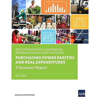 2017 International Comparison Program for Asia and the Pacific by Asian Development Bank