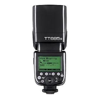 Camera Flash Ttl Godox Tt685n 2.4g 60gn 1 / 8000s For Nikon