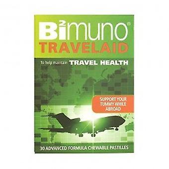 Bimuno Travelaid Chewable Food Supplement Pastilles -