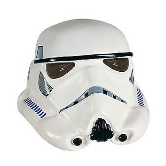 Stormtrooper Star Wars Classic Deluxe Men Costume 2-Pieces Molded Helmet Mask