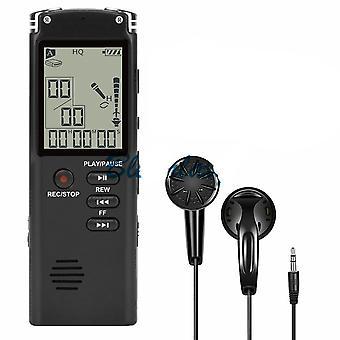 8gb/16gb/32gb Voice Recorder Usb, professionelle 96 Stunden Dictaphone Digital