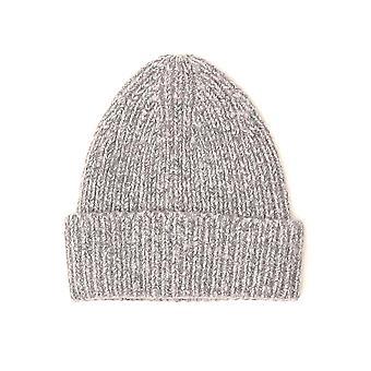 Acne Studios C40106mgr Men's Grey Wool Hat