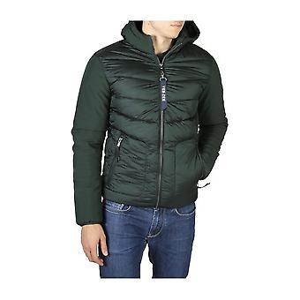 Yes Zee - Clothing - Jackets - 0236_J876_M900_0961 - Men - seagreen - XL