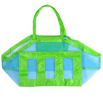 Large Mesh Beach Storage Bag For's Outdoor Accessories