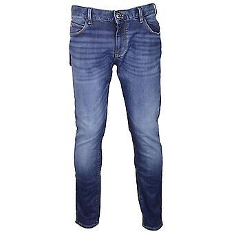 Emporio Armani J10 Slim Fit Blue Jeans