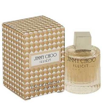 Jimmy Choo Illicit By Jimmy Choo Mini Edp .15 Oz (women) V728-539254