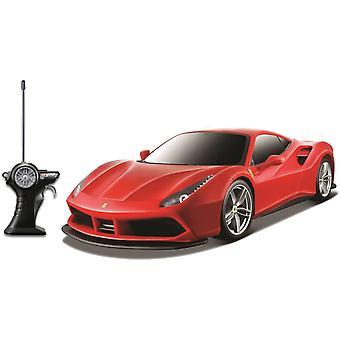 Maisto 1:24 Ferrari 488 Gtb RC Auto