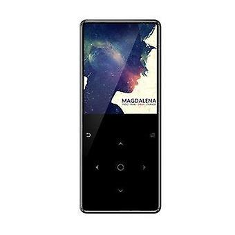 IQQ C6 8GB بلوتوث 4.2 الموسيقى بلا خسارة MP3 مشغل دعم FM الكتاب الإلكتروني