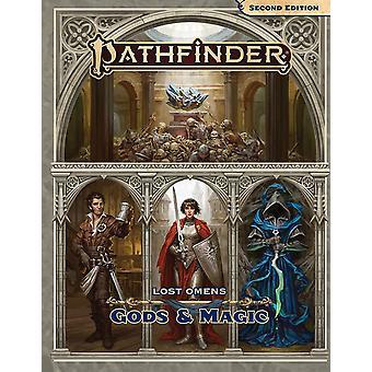 Dioses augurios perdidos y magia: Pathfinder RPG Segunda Edición (P2)