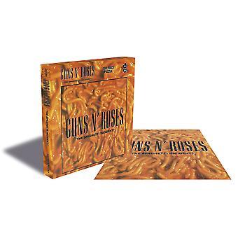 Guns n' roses - the spaghetti incident? album cover 500pc puzzle