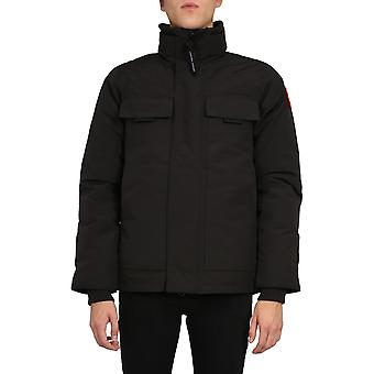 Canada Goose 5816m61 Men's Black Nylon Outerwear Jacket