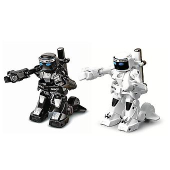 Boxing Vs. Robot Remote Control Fighting Intelligent Robot 2.4g Multiple