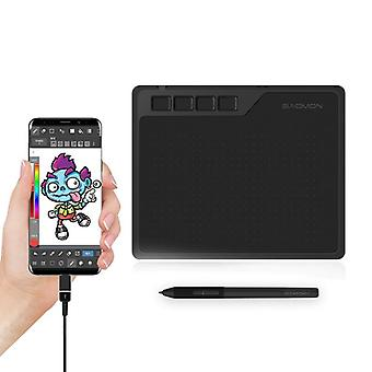 Digital Board Suport Android Phone Windows Mac Os System Graphic Tablet