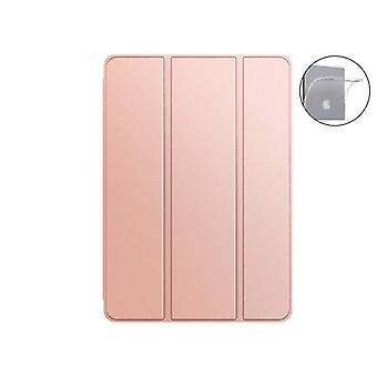 FONU Dun Tri-Fold Silikon Fall iPad Mini 5 2019 - Rose Gold