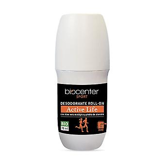 Active Life Sport Bio roll-on deodorant 75 ml