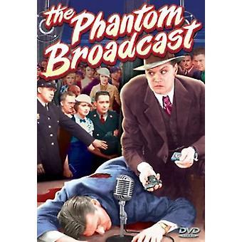 Phantom uitzending [DVD] USA import