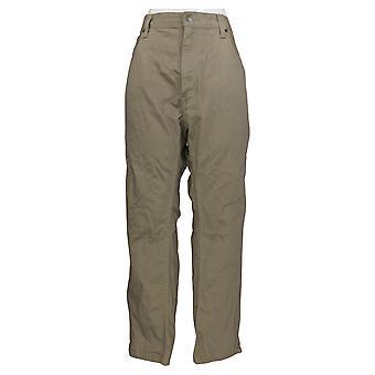 ليفي & apos;ق المرأة & apos;ق الجينز المستقيم 40x30 كلاسيك جيبه البيج
