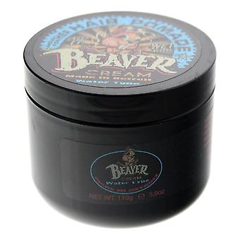 Cock Grease Beaver Cream Water Type Hair Pomade 110g