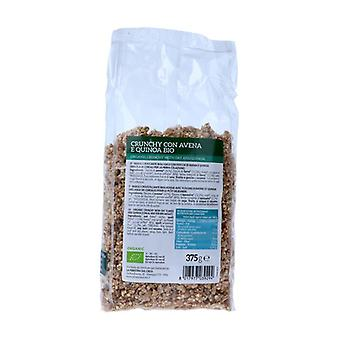 CRUNCHY WITH OATS AND QUINOA None