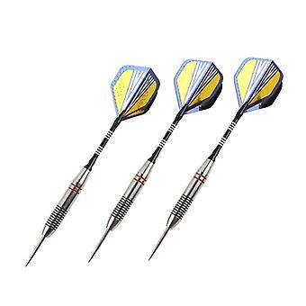3 Pcs/sets Of Darts  24g Steel Tip Dart