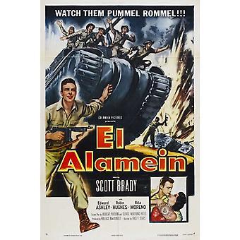 El Alamin Movie Poster (11 x 17)