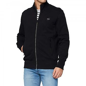 Superdry Sports Style Track Top BR Schwarz 02A