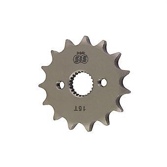 Тройная S 1257-15 Стальная передняя звездочка