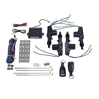 Virtaoven lukitus toimilaite 12 voltin moottori, auton kauko-ohjaimen lukitus
