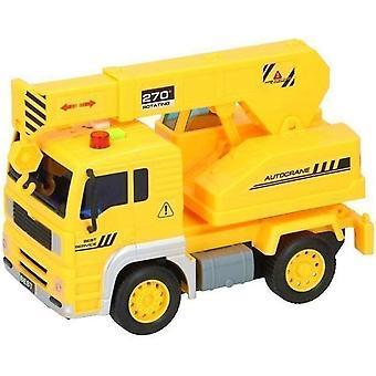 Virvelleksaker BarnByggare Lastbil Ljus och Ljud 3 Knappar
