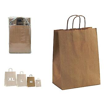 Paper Bag Hawanna Brown (12 x 39 x 24 cm)