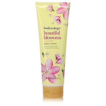Bodycology Beautiful Blossoms Body Cream By Bodycology 8 oz Body Cream