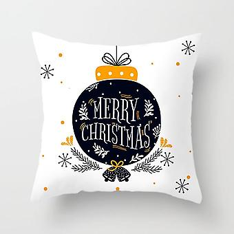 Christmas Cushion Cover Decorative Sofa Pillow Cover Case Seat