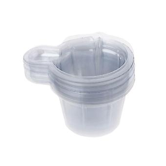 Plastic Disposable Cups, Dispenser Silicone Resin Mold Kit For Diy, Epoxy