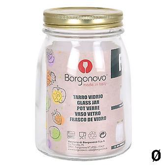 Kruik Borgonovo Flexy Glass/1
