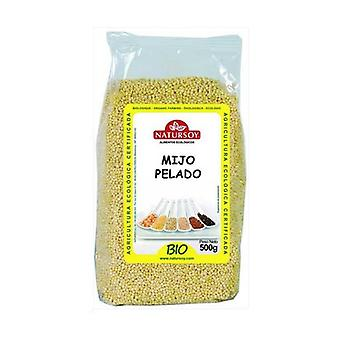 Organic Peeled Millet 500 g