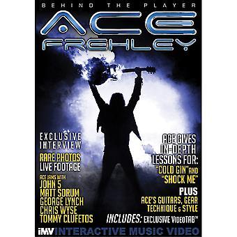 Detrás del jugador: Ace Frehley - Ace Frehley