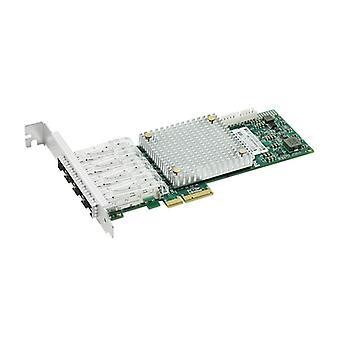 Lrec9054pf-4sfp Intel I350 Basedpcie X4 100fx Quad Sfp Port Fiber Ethernet