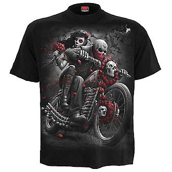 Dotd Bikers T-Shirt Black