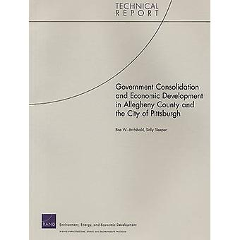 Government Consolidation and Economic Development in Allegheny County