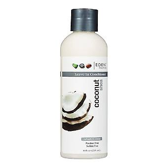 Eden bodyworks coconut shea all natural leave in conditioner, 8 oz