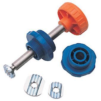 Draper 12701 12 / 19mm robinet la réinstallation outil