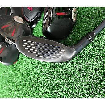 Golfklubber Hybrid, Flex Shaft med hodetrekk