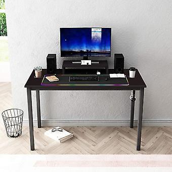 FengChun Gaming Tisch - Ergonomischer Schreibtisch, Computertisch Arbeitstisch Brotisch mit
