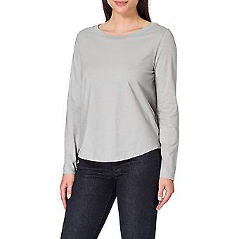 United Colors of Benetton (Z6ERJ T-Shirt M/L 3BVXE19E4, Grey 22P, L Woman