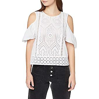 New Look Petite 5157081 T-Shirt, White, 40 Woman