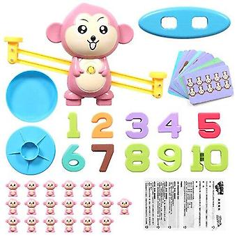 Balance Number Spiel Spielzeug Einfache arithmetische Kind Lernen Puzzle Spielzeug beste Geschenk| Gags & Praktische Witze