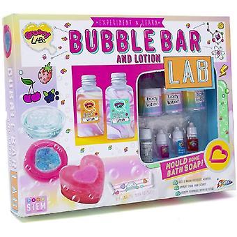 Groovy Labs Bubble Bar és Lotion Lab
